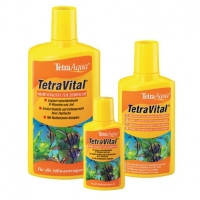 TetraAqua TetraVital витаминизированный кондиционер, 250мл