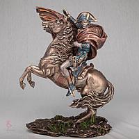 Статуетка Veronese Наполеон на коні 28 см 72854 A4