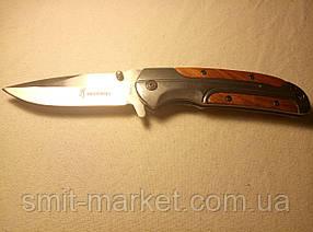 Складаний ніж Browning DA 43-1 Хромований
