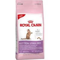 Royal Canin  kitten sterilised сухой корм для стерелизованных котят до 12 месяцев - 400 г