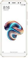 Смартфон Xiaomi Redmi Note 5 4/64GB Gold Глобальная Прошивка Оригинал Гарантия 3 месяца / 12 месяцев