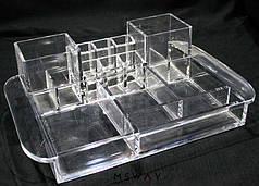 Подставка MF-B006 для косметики с держателями, фото 2