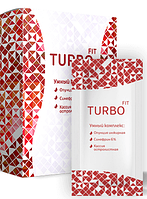 Turbofit для похудения (Турбофит) комплект из 7 пакетиков, фото 1