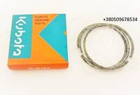 Кольца поршневые OEM Kubota D1105 0.5 25-15128-00, фото 1