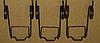 Пружина рычага диска сцепления (D=420) Foton 3251/2 Auman Кобальт