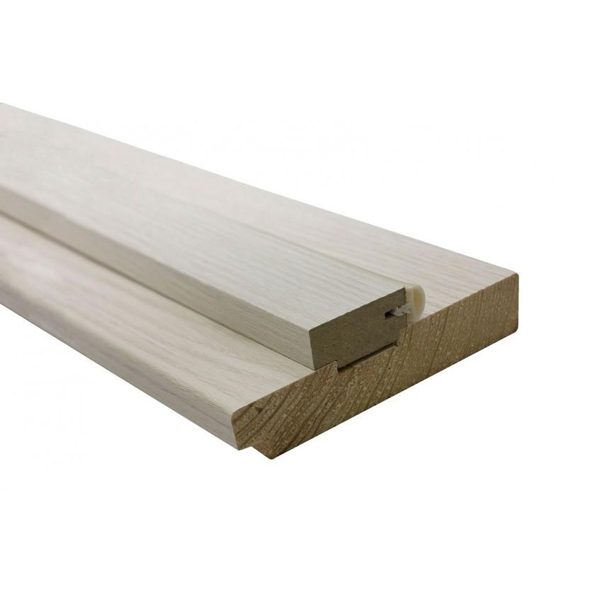 Коробка Premium decor сосна 100х34х2024 мм premium white