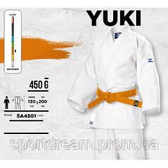 Кимоно Mizuno соревновательного уровня YUKI (5A4501)