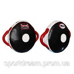 Макивара круглая Twins PML-12-BK-RD
