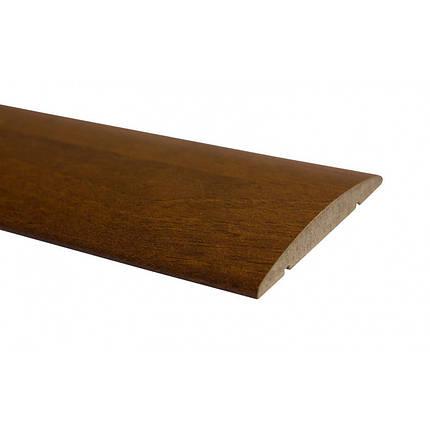 Наличник полукруглый 70 мм орех, фото 2