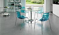 Стеклянная мебель в интерьере (интересные статьи)