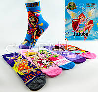 Махровые носочки Jujube Y118B 27-31 Z. В упаковке 12 пар, фото 1