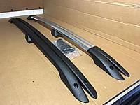 Рейлинги Can Koruma на Peugeot Partner 1996-2008 черные, ножки пластик