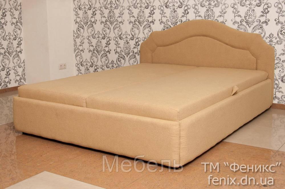 Кровать Лилия (с матрасами)  Феникс