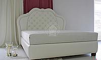 """Кровать двуспальная """"Аликанте"""" с каркасным матрасом"""