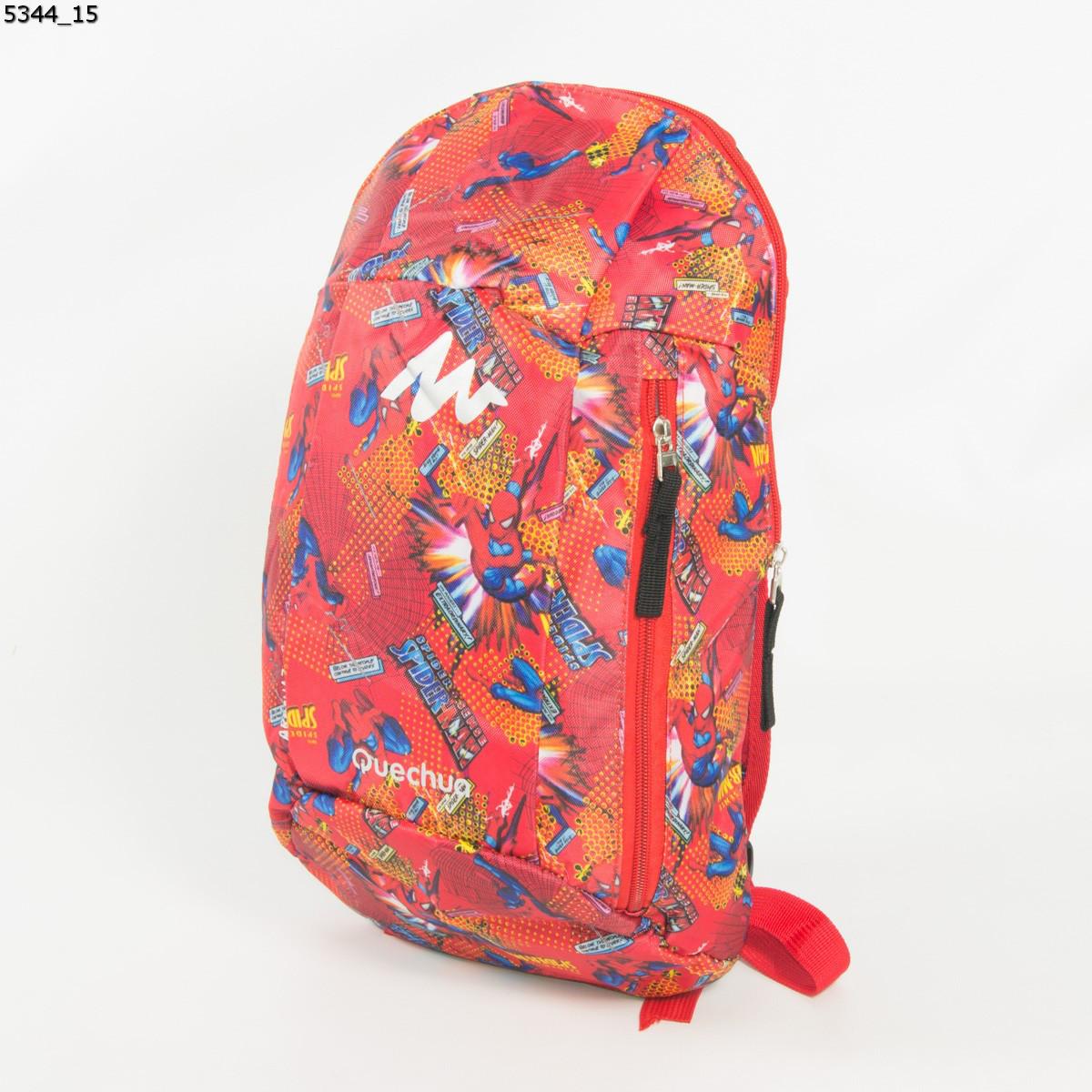 Оптом рюкзак для сменки для мальчиков - красный - 5344