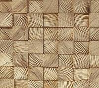 Деревянная 3D панель на стену  Wood Shear