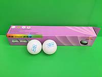 Мячики  для  настольного тенниса DFISH тренировочные 6 шт., фото 1