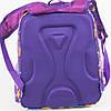 Оптом школьный рюкзак для девочек с ортопедической спинкой с собачкой - сиреневый - 31-Y020-1, фото 2