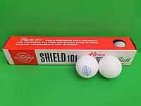 Мячики для настольного тенниса SHIELD 101, фото 1