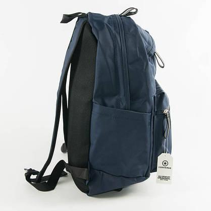 Оптом спортивный рюкзак Конверс - синий - 3031, фото 2