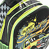 Оптом шкільний рюкзак для хлопчика з ортопедичною спинкою - чорний - 10-665, фото 3