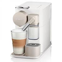 Капсульная кофемашина Nespresso  Lattissima One EN 500.W White, фото 1