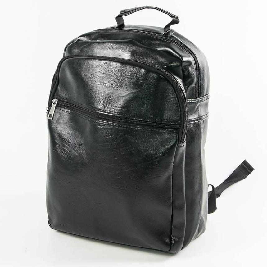 Оптом прогулочный/школьный рюкзак из эко-кожи - 15-815, фото 2