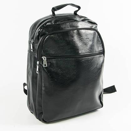 Оптом прогулочный/школьный рюкзак из эко-кожи - 15-815, фото 3