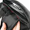 Оптом универсальный рюкзак для школы и прогулок - черный - 3002, фото 5