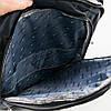 Оптом универсальный рюкзак для школы и прогулок - синий - 3002, фото 6