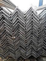 Уголок стальной равнополочный 35х35х4 прокатный, фото 1
