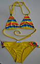 """Раздельный купальник для девочки """"Angella"""" желтый (р. 158 см) (KEYZI, Польша), фото 2"""