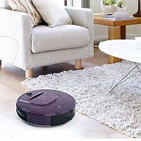 Робот- пылесос JET CLEANER с мощным аккумулятором