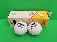 Мячики для настольного тенниса DHS 3 STAR 3 шт., фото 1