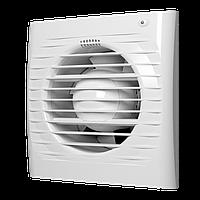 Вентилятор осевой вытяжной c антимоскитной сеткой D 100, шт