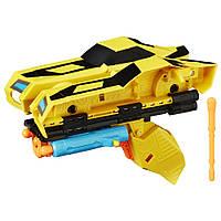Бамблби автомобиль-бластер 2в1 - Bumblebee 2in1 Blaster, RID,1-Step, Hasbro