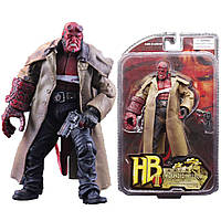 Фигурка раненный Хеллбой - Wounded Hellboy, The Golden Army, Mezco HB Series 2