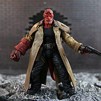 Фигурка  Хеллбой - Hellboy, The Golden Army, Mezco HB Series 2