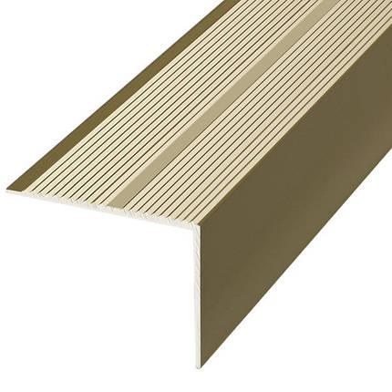 Алюминиевый профиль арт. П20 40х20х900 мм, фото 2
