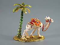 Шкатулка со стразами Верблюд