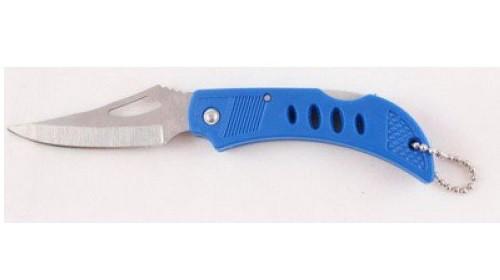 Нож брелок складной