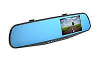 Автомобильный Видеорегистратор - Зеркало + Камера заднего вида CYCLONE DVR MR-32