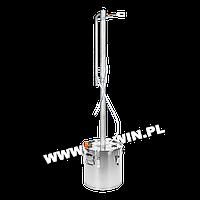 Дистиллятор «НИТРО» - нержавеющая сталь, 30 л