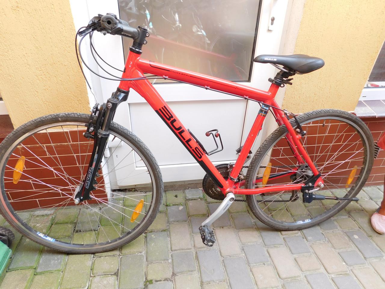 Велосипед Bulls Cross Bike 1  6533dfb7adcc0