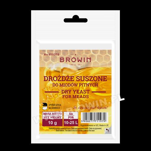 Сушені дріжджі для меду - 10 г