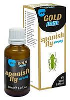 Возбуждающие средства Hot Возбуждающие капли для мужчин Spanish Fly Gold, 30 мл | Секс шоп - интим магазин в Сундуке.