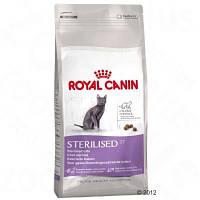 Royal Canin сухой корм для стерилизованных кошек с 1 до 7 лет - 4 кг
