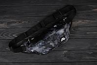 Поясная сумка NIKE gray