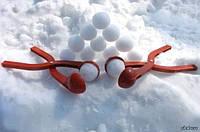 Снежколеп - активный отдых и универсальный подарок! Для лепки снежков!