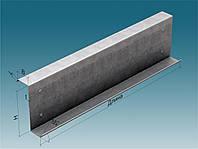 Профиль гнутый Z-образный 80х40х4 мм ГОСТ 13229-78